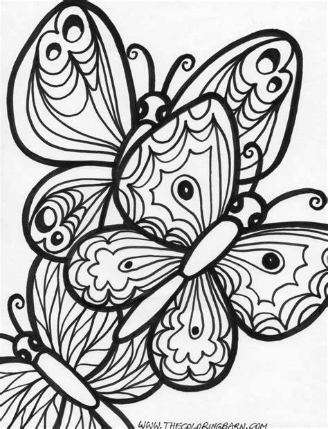 free printable coloring in pages for adults free to paint adults coloring pages