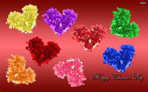 day screensavers free valentines desktop wallpapers wallpaper cave