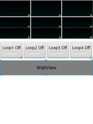 android relative layout weight sum android layout s weight sum filing 90 of view stack