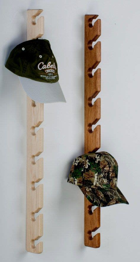 Baseball Hat Rack For Wall by Best 25 Wall Hat Racks Ideas On Baseball Hat