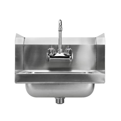 stainless steel wall mount commercial sink commercial kitchen stainless steel wall mount sink