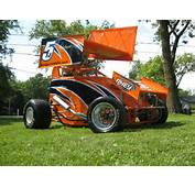 Henchcraft Mini Sprints For Sale  ZX12 Rosson Injection