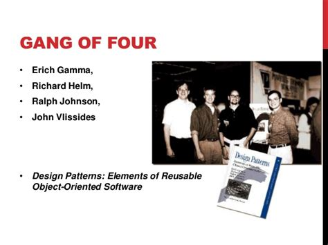 builder pattern gang of four automation from the trenches