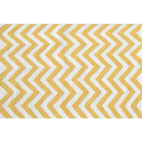 Yellow Chevron Outdoor Rug Chevron Yellow Hook Indoor Outdoor Rug 5x7 5