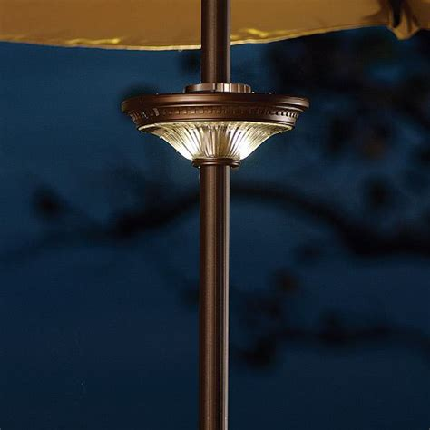 Lights For Patio Umbrella Umbrellas With Lights Rainwear