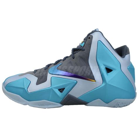 lebron basketball shoes for boys nike lebron xi 11 gs gamma blue boys youth