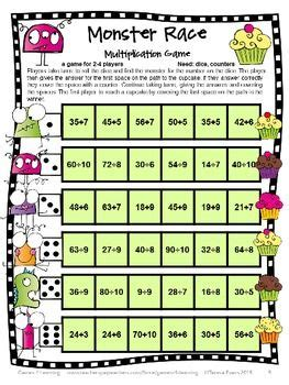 printable math games 4th grade 25 best ideas about division games on pinterest