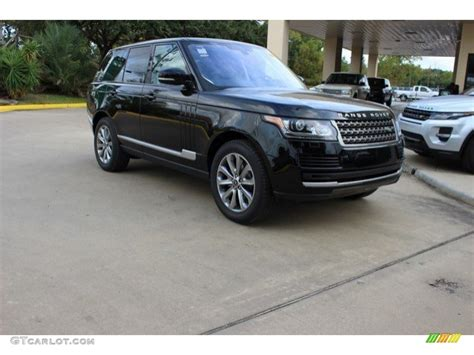 black land rover 2016 2016 santorini black metallic land rover range rover