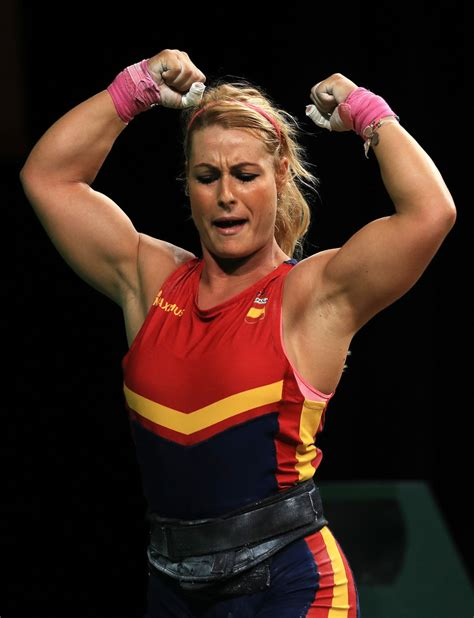 lidia valentin perez lidia valentin perez in weightlifting olympics day 7
