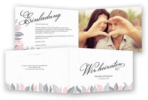 Vorlage Hochzeitseinladung by Vorlage Hochzeitseinladungen Feinekarten