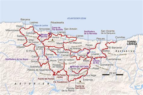 Motorradtouren Picos De Europa by Infos Reiseberichte Motorradfahren An Der Spanischen