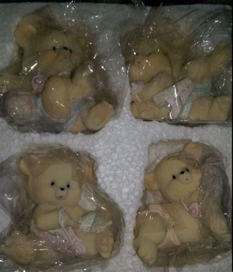 homco figurines bears shop collectibles daily