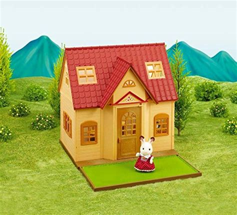 calico critters cozy cottage starter home import it all