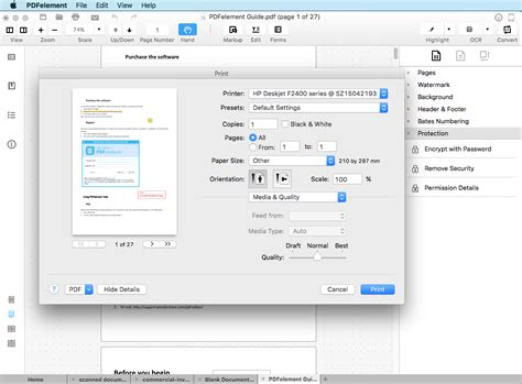 pdf printer best top 8 pdf printers for mac os x included