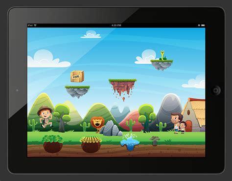 design game on ipad mockups ipad game on pantone canvas gallery