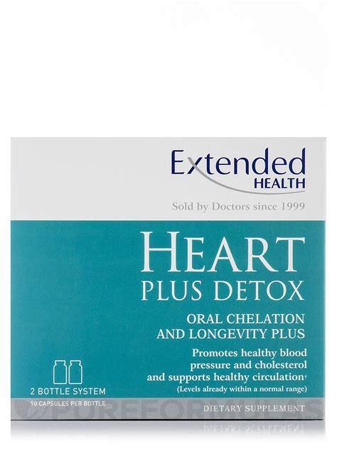 Cardiovascular Detox by Plus Detox I 180 Count