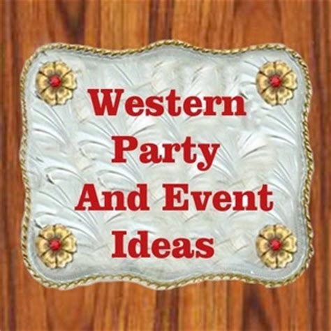 Backyard Picnic Games Western Party Ideas And Decorating Dancing Cowgirl Design