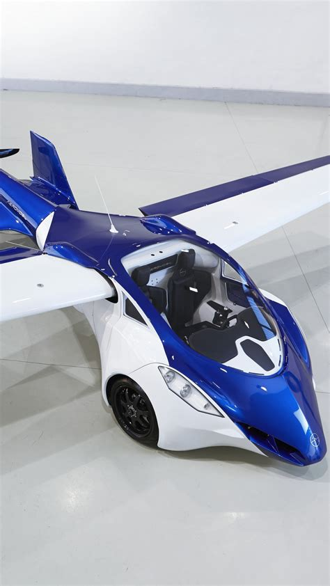 wallpaper aeromobil  concept car aircraft flying