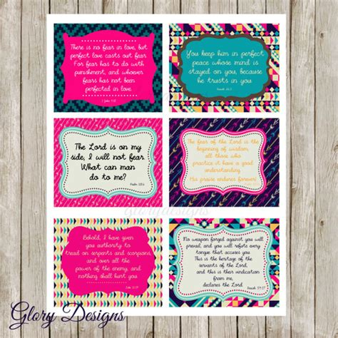 Verse Cards Template by Prayer Cards Prayer Scripture Cards Diy Printable Cards