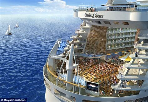 most biggest boat in the world the largest and most lavish cruise ship in the world