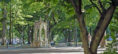portland parks fountains the city of portland oregon