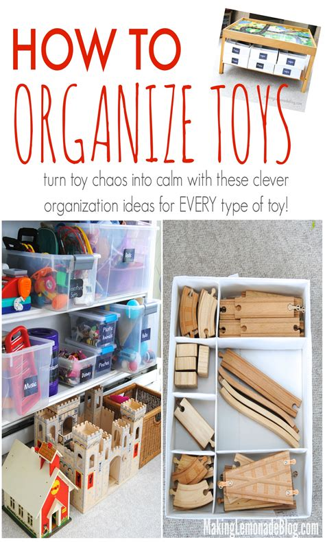 how to organize toys toy organization 101 taming the toys making lemonade