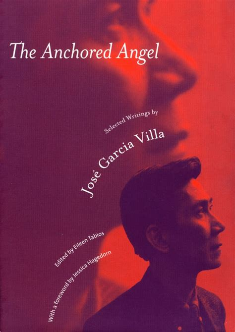 jose garcia works the anchored angel selected writings