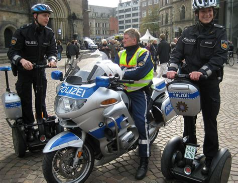 Bremen Motorräder by Datei Polizei Bremen 2010 01 Jpg