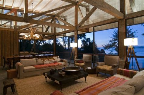 rustic contemporary decor rustic modern decor for country spirited sophisticates