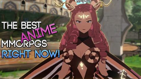 best to play the best free to play anime mmorpgs to play right now in