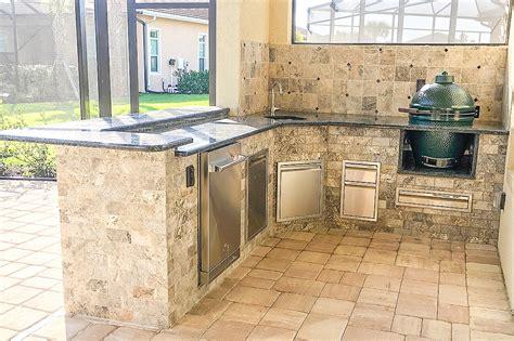 Outdoor Kitchen Tile by Tile Outdoor Kitchen Tile Design Ideas