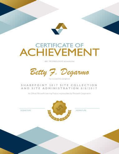 certificate templates for achievement award 27 printable award certificates achievement merit honor