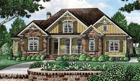 Eplans Cottage House Plan by Eplans Cottage House Plan Personality And Charm 2677