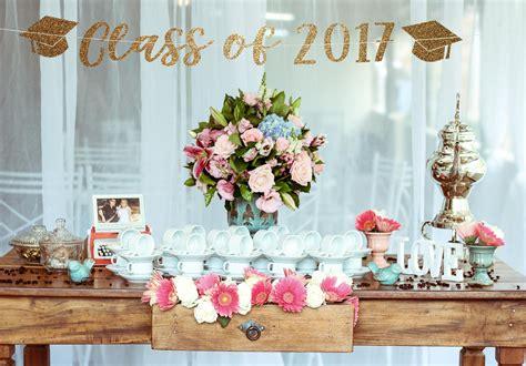 class of 2017 banner graduation decorations high