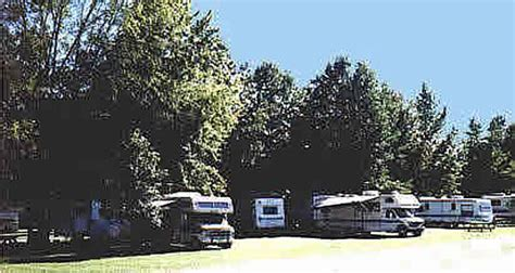 cartoogechaye creek campground passport america camping
