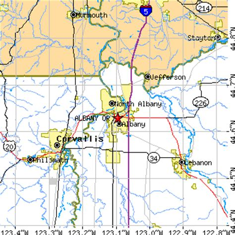 map of corvallis oregon zip codes albany oregon or population data races housing