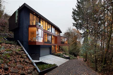 house from twilight the cullen house in twilight by skylab architecture 16 jpg
