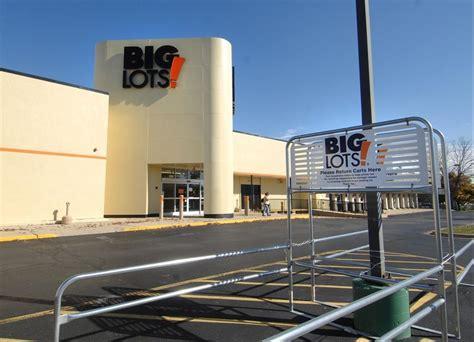 big lots opening  suburban stores
