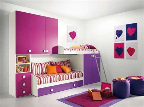 camere da letto per bambine come arredare da letto mobili accessori moderna