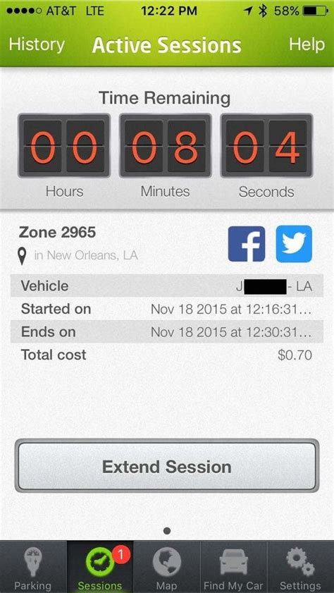 review parkmobile pay for parking on your iphone iphone j d