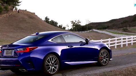 lexus rc sedan the luxury sport sedan 2016 lexus rc f 200t review