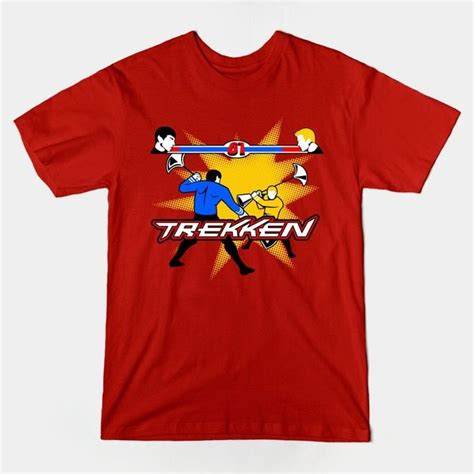 T Shirt Tekken tekken t shirts of the iron teehunter