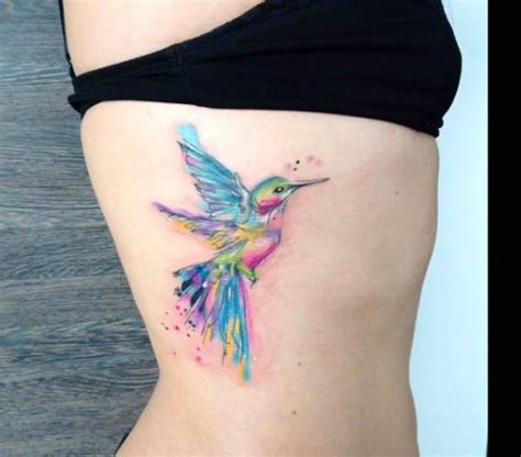 watercolor tattoo kolibri 48 greatest hummingbird tattoos of all time tattooblend