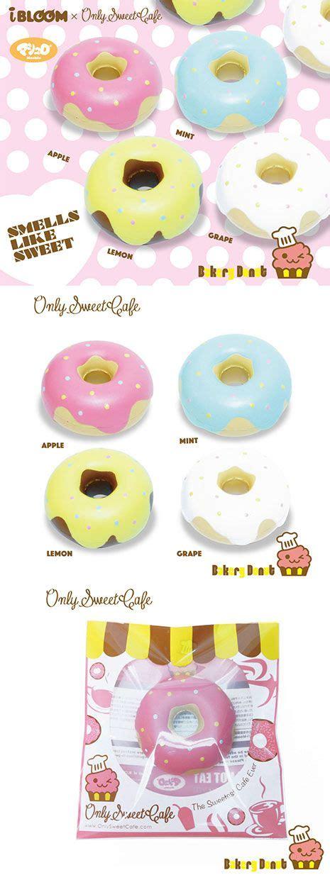 Squishy Monas Medium osc x ibloom medium donut squishy four different