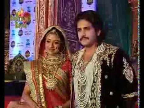 jodha akbar serial launch 14 jodha akbar serial launch star cast of tv serial jodha akbar game launch of name