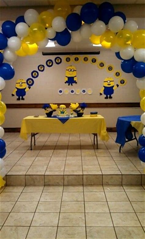 Minions Decoration by 77 Best Images About Minion Bday On