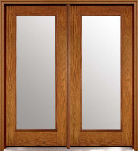 Perfect Full Lite Exterior Door On Shop Reliabilt Full Lite Exterior Door