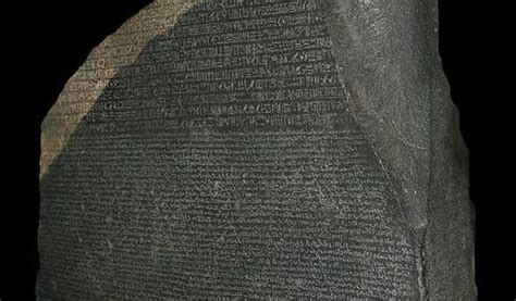 rosetta stone why is it important what is the rosetta stone and why is it important