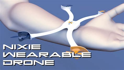 Drone Nixie team nixie wearable drone behold the future