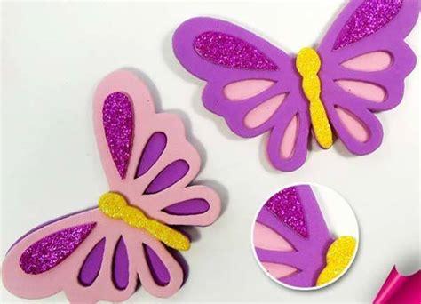 imagenes mariposas goma eva dibujos de mariposa de goma eva imagui